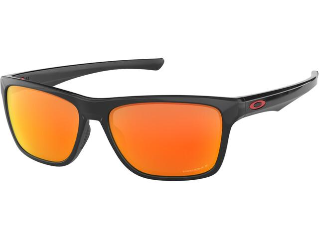 Oakley Holston Cykelbriller orange/sort (2019) | Glasses